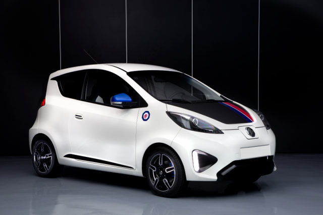 THE NEW MG EV CONCEPT